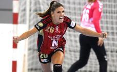 Carmen Martín dejará el Nice a final de temporada para regresar al CSM Bucaresti