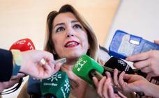 Susana Díaz da por hecho que los ministros encabezarán las listas, pero pide acuerdos a Ferraz para los demás puestos