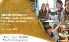 Especialización profesional en educación positiva y bienestar psicológico