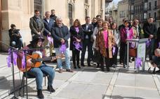 La Diputación pide una lucha por la igualdad «los 365 días del año»