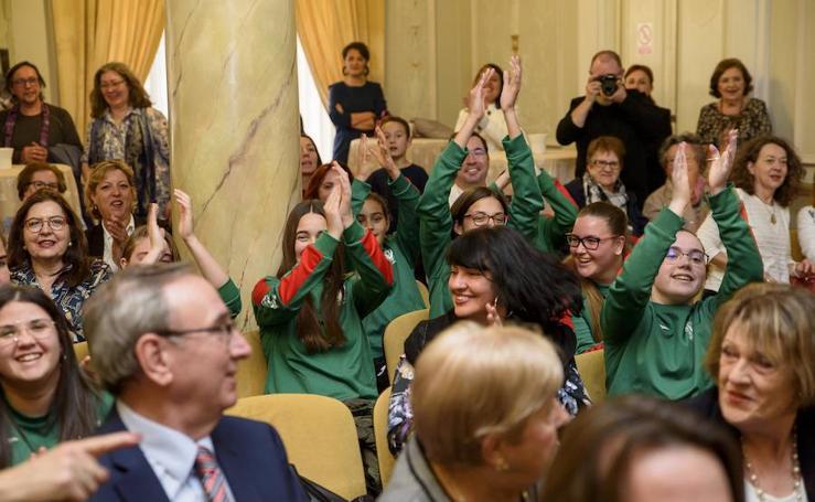 Almería reconoce a las mujeres que son ejemplo «personal y profesional»