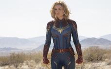 'Capitana Marvel' contra Clint Eastwood, duelo en la cartelera