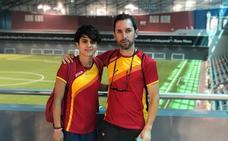 María Pérez y Jacinto Garzón, mejor atleta sub-23 y entrenador del año para la Federación