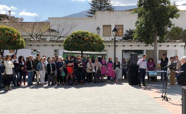 El 8M recorre la provincia de Granada
