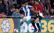 Raul García rescata un punto para el Athletic