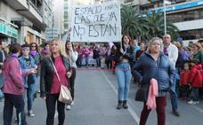 Más de 5.000 almas ponen voz al feminismo