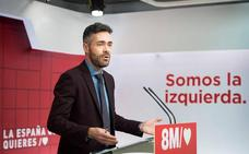 Sicilia asume galones y lidera al PSOE en el 28A