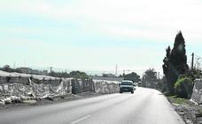Diputación asumirá de nuevo el tramo de la carretera Venta Gutiérrez con la A-7 en Vícar