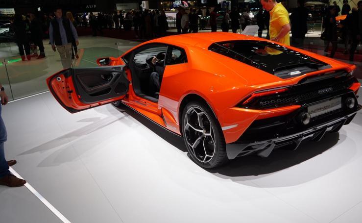 Así son los impresionantes coches de la Feria del Motor de Ginebra, la más importante de Europa