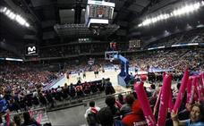 Nuevo récord de asistencia a un partido de baloncesto femenino en España