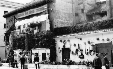 Viaje a la Granada de los cincuenta