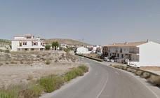 Un afectado por inhalación de humo en el incendio de una casa prefabricada en La Malahá (Granada)