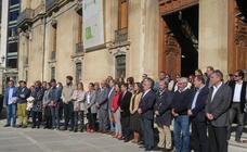 Jaén no olvida a las víctimas