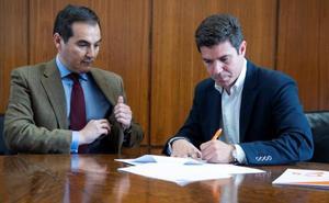 PP y Cs impulsan una propuesta de reforma exprés del Estatuto para suprimir los aforamientos