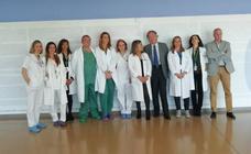El Hospital San Cecilio de Granada es el primero de España que aplica la radiofrecuencia al tratamiento de miomas