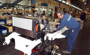 Las tres primeras subastas de equipamientos de Santana Motor dejan 33.500 euros