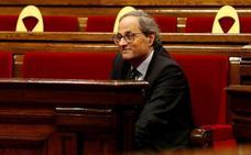 Torra encabezará la manifestación secesionista del sábado en Madrid