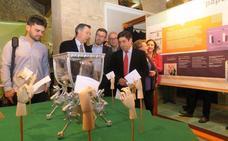 La Diputación de Jaén acoge la exposición 'Jaén, provincia transformada: 1979-2019'