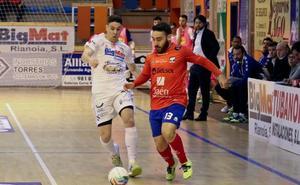 El Mengíbar FS sueña con el ascenso a Primera División