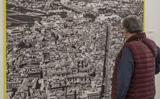 La Granada de 1950, a vista de pájaro
