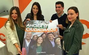 Marian Adán, ex del PP, cabeza de lista de Cs al Congreso por Jaén