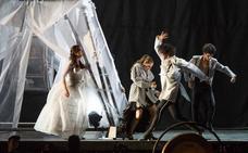Marina Heredia protagonizará el espectáculo de Lorca en el Generalife este verano