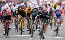 Sam Bennett gana la 3ª etapa de la París-Niza