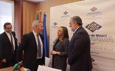 La Junta impulsará el desarrollo del polígono del puerto tras catorce años de 'bloqueo'
