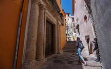 Los cinco siglos de historia de «uno de los faros del Albaicín», la casa Ágreda de Granada