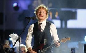 El negocio gallego de Ed Sheeran