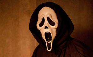 Atraca un supermercado del Bulevar con una máscara de Scream