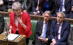 El Parlamento británico entierra el acuerdo del 'brexit'