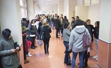 La Universidad de Granada anula el segundo examen de las oposiciones a auxiliar administrativo