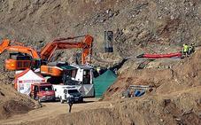 El Consejo de Gobierno se da por enterado de la declaración de emergencia de las obras para el rescate de Julen