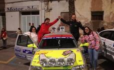 Mario Morillo sigue la racha y gana el Rally Crono de Zurgena