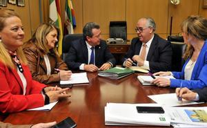 El nuevo delegado de Fomento conoce las necesidades de Linares