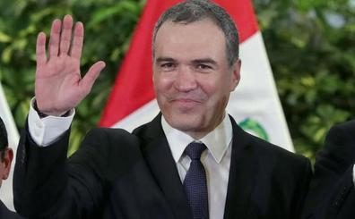 El famoso actor que ahora es ministro de Perú