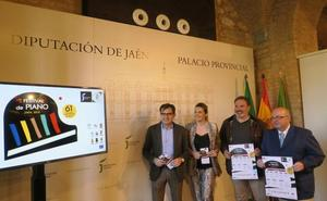 Farruquito, Marina Heredia y Dorantes actuarán en el II Festival de Piano de Jaén