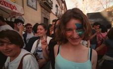 La fiesta de la primavera en Granada de 1999 a 2015