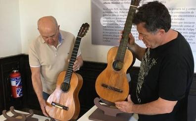 Granada abre la puerta al Museo de la Guitarra