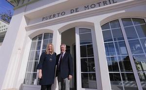 El presidente del puerto y la alcaldesa de Motril se reúnen para hablar de la zona logística