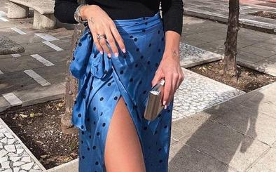 AliExpress vende un clon de la deseada falda de lunares de Zara