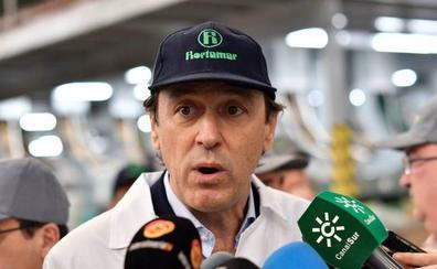 Hernando reniega de Bruselas y dice que le gustaría repetir en las listas de Almería