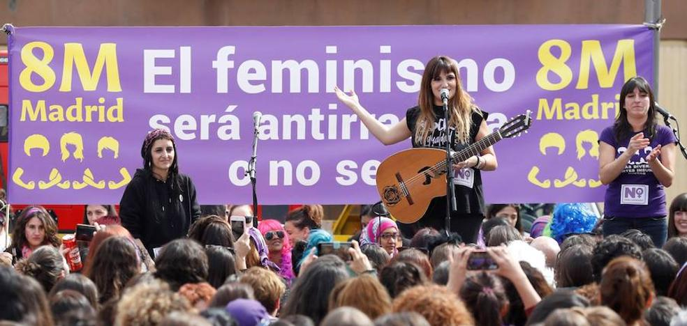 A la venta, las entradas para 'Almería 100 por ciento mujer'