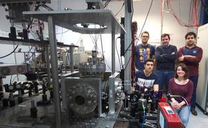 El 'Laboratorio de trampas de iones' de Granada, un lugar único en España