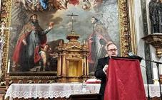 Antonio Alaminos repasa el pasado y futuro de la devoción a Jesús del Rescate
