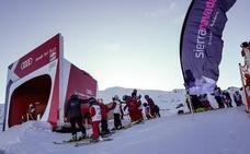Vuelve la competición de esquí alpino a Sierra Nevada