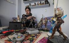 Un granadino publica «la primera tesis del planeta» sobre videojuegos y Bellas Artes
