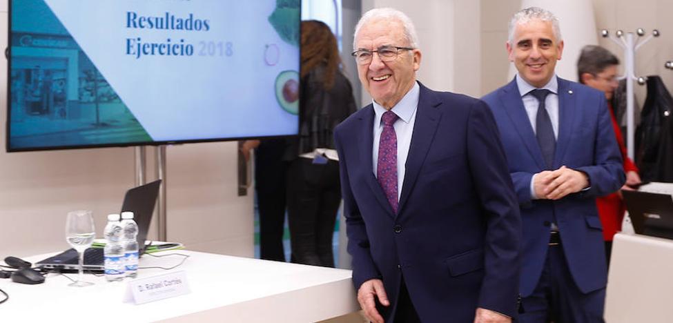 Covirán creció un 5,6% en 2018 con 1.372 millones de euros en ventas