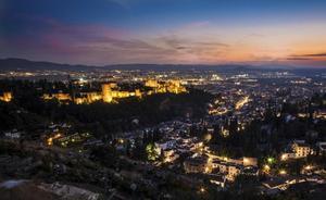 Los atardeceres más bellos de Granada, inmortalizados en imágenes